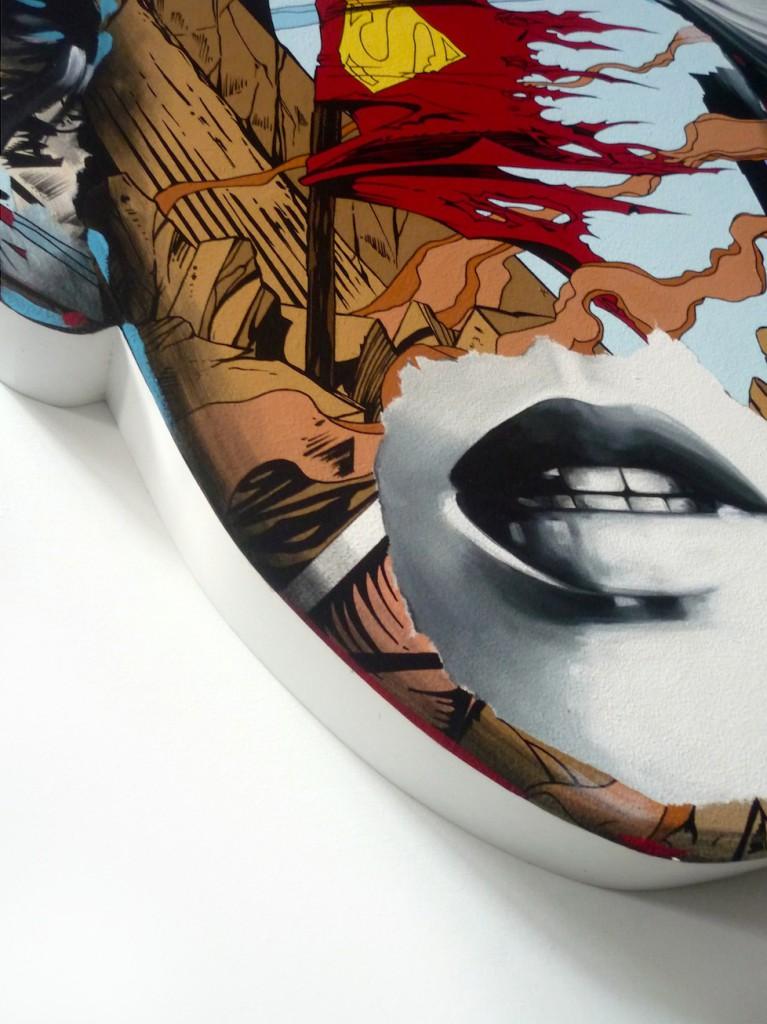Sandra  Chevrier -  <strong>La Cage dans la fragilité de la vie (DETAIL)</strong> (<strong style = 'color:#635a27'></strong>)<bR />