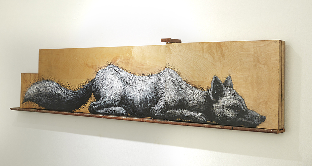 Roa      -  <strong>NY Canidae (DETAIL)</strong> (<strong style = 'color:#635a27'></strong>)<bR />