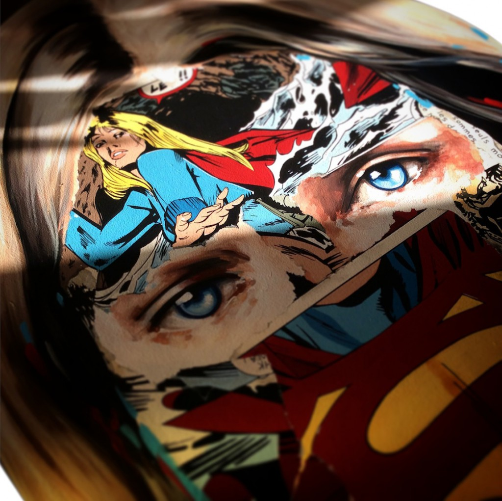 Sandra  Chevrier -  <strong>La Cage où les gens pleurent (DETAIL)</strong> (<strong style = 'color:#635a27'></strong>)<bR />