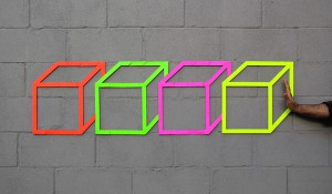 Aakash  Nihalani -  <strong>Armslength (Bounce)</strong> (2011<strong style = 'color:#635a27'></strong>)<bR /> digital video,   Edition 1 of 3