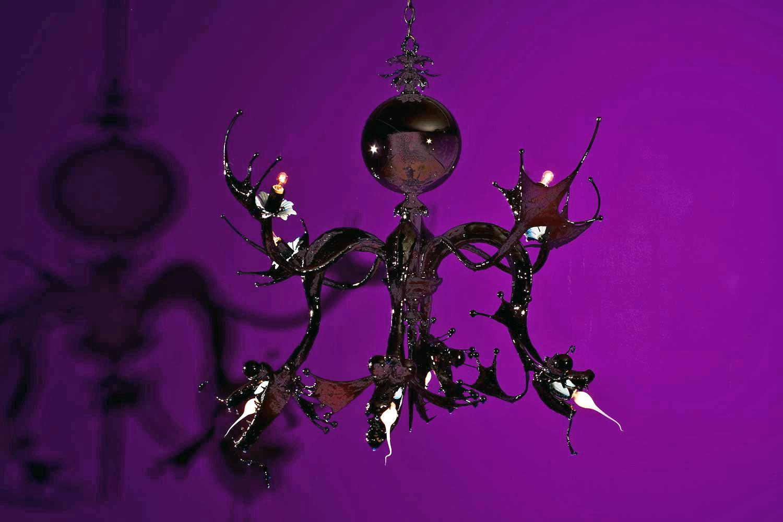 Adam Wallacavageshiny Monsters Jonathan Levine Gallery