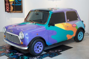 Crash   -  <strong>The Mini Crash</strong> (2014<strong style = 'color:#635a27'></strong>)<bR /> 1975 Mini Cooper