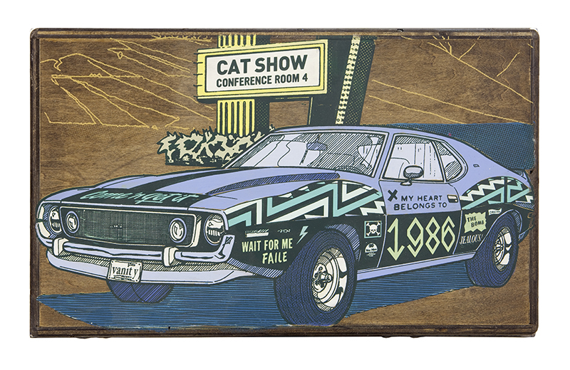 Faile -  <strong>Catshow</strong> (<strong style = 'color:#635a27'></strong>)<bR />
