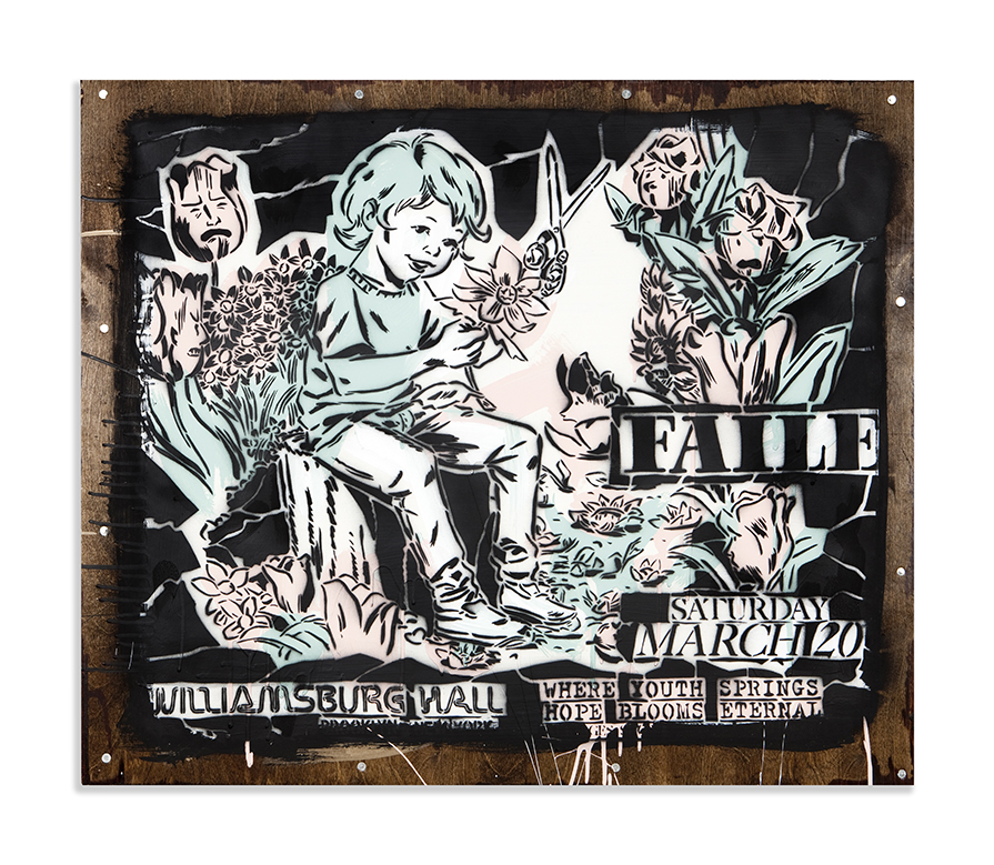Faile -  <strong>Youth Springs</strong> (<strong style = 'color:#635a27'></strong>)<bR />