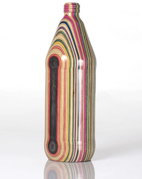 Haroshi  &nbsp -  <strong>OE (normal)</strong> (2011<strong style = 'color:#635a27'></strong>)<bR /> used skateboards,   11.22 x 3.54 x 3.54 inches  (28.5 x 9 x 9 cm)