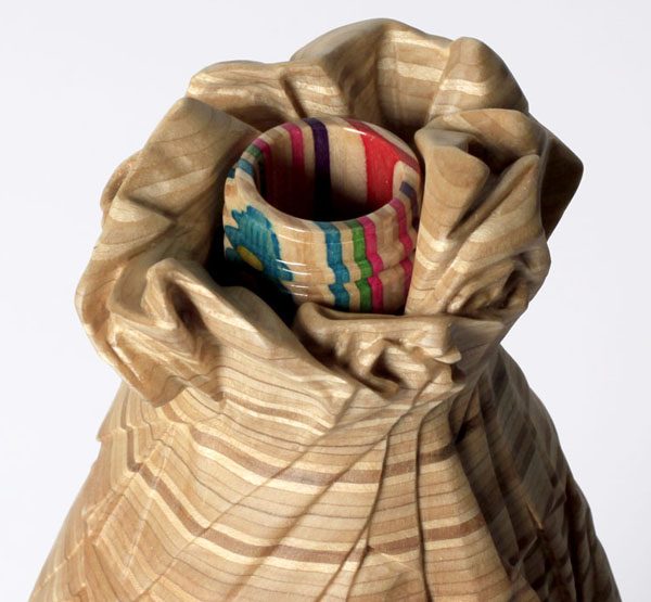 Haroshi  &nbsp -  <strong>OE (wrapped) - DETAIL VIEW</strong> (<strong style = 'color:#635a27'></strong>)<bR />