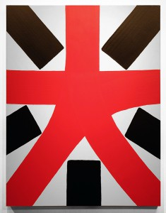 Eric  Haze -  <strong>Superstar #2</strong> (2014<strong style = 'color:#635a27'></strong>)<bR /> acrylic on canvas,   40 x 52 inches  (101.60 x 132.08 cm)