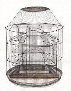 Hyuro -  <strong>Cage Within A Cage</strong> (<strong style = 'color:#635a27'></strong>)<bR />