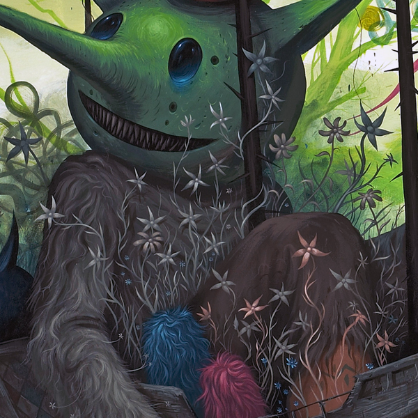 Jeff  Soto -  <strong>Last Voyage (DETAIL)</strong> (<strong style = 'color:#635a27'></strong>)<bR />