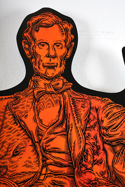 Mark Dean  Veca -  <strong>Lincoln (DETAIL)</strong> (<strong style = 'color:#635a27'></strong>)<bR />