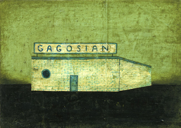 The Panorama Project  &nbsp -  <strong>Christian Northeast,</strong> (2008<strong style = 'color:#635a27'></strong>)<bR /> Acrylic on board,   5 x 7 inches