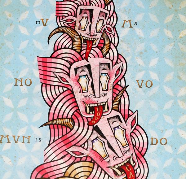 Stephan  Doitschinoff -  <strong>Novo Mundo (DETAIL)</strong> (<strong style = 'color:#635a27'></strong>)<bR />