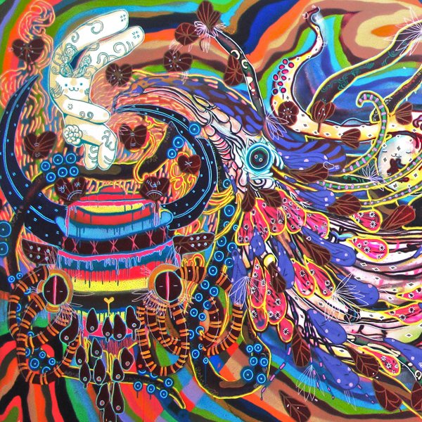Ramon  Martins -  <strong>Plocantropía (DETAIL)</strong> (<strong style = 'color:#635a27'></strong>)<bR />