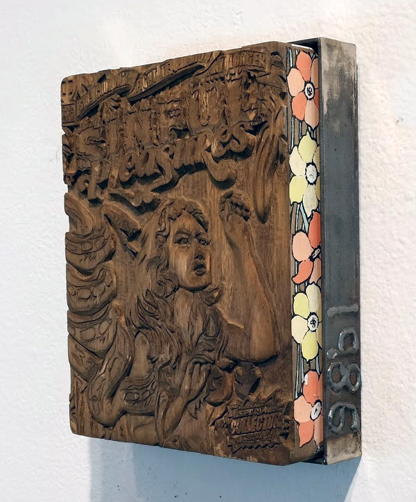 Faile  &nbsp -  <strong>Sinful Collector Carving (SIDE)</strong> (<strong style = 'color:#635a27'></strong>)<bR />