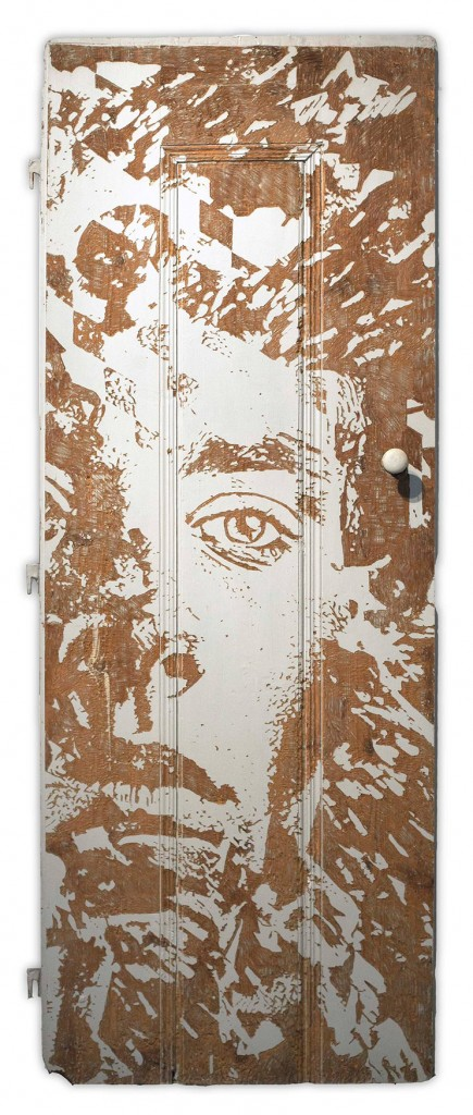 Vhils -  <strong>Insculpt</strong> (<strong style = 'color:#635a27'></strong>)<bR />