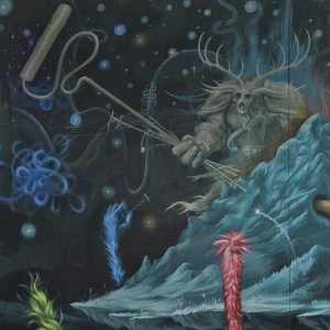 Jeff  Soto -  <strong>Volcano (DETAIL)</strong> (<strong style = 'color:#635a27'></strong>)<bR />