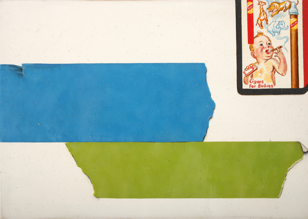 The Panorama Project  &nbsp -  <strong>Edward del Rosario,</strong> (<strong style = 'color:#635a27'></strong>)<bR /> Oil on board,   5 x 7 inches