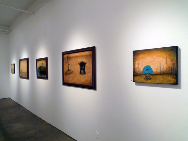 Andy  Kehoe -  <strong>Kehoe`s installation</strong> (<strong style = 'color:#635a27'></strong>)<bR />