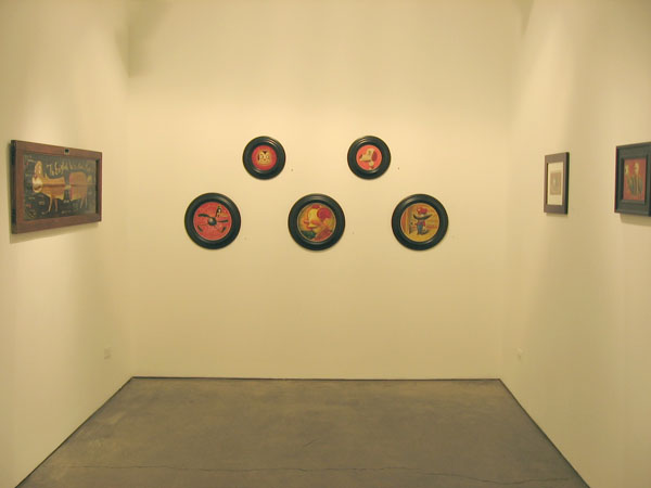 "Daniel  Peacock -  <strong>Proof Denies Faith</strong> (<strong style = 'color:#635a27'></strong>)<bR /> ""Proof Denies Faith"" exhibit featuring the work of Daniel Peacock"