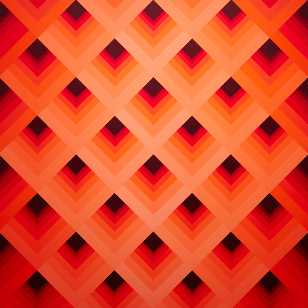 James Marshall (Dalek) -  <strong>Untitled 10</strong> (2015<strong style = 'color:#635a27'></strong>)<bR /> acrylic on wood, 30 x 30 inches, (76.2 x 76.2 cm)