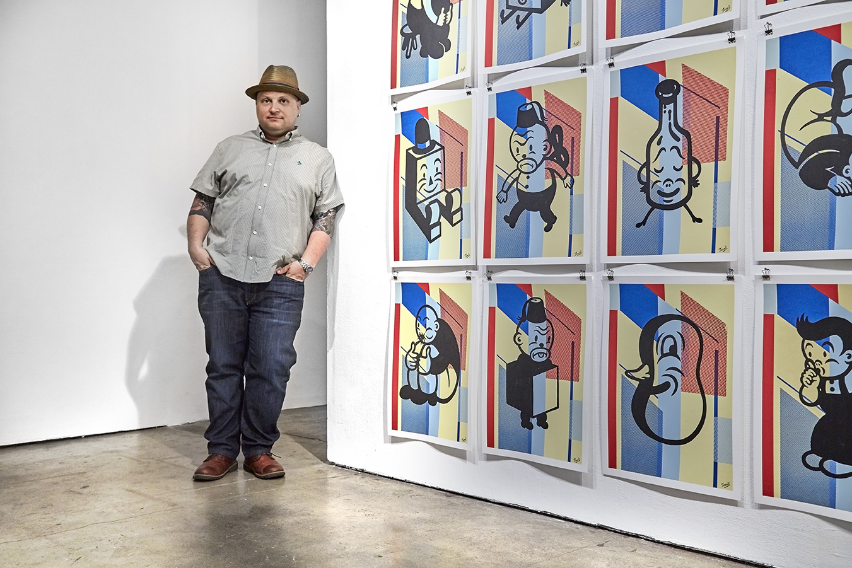 Jonathan-LeVine-Gallery