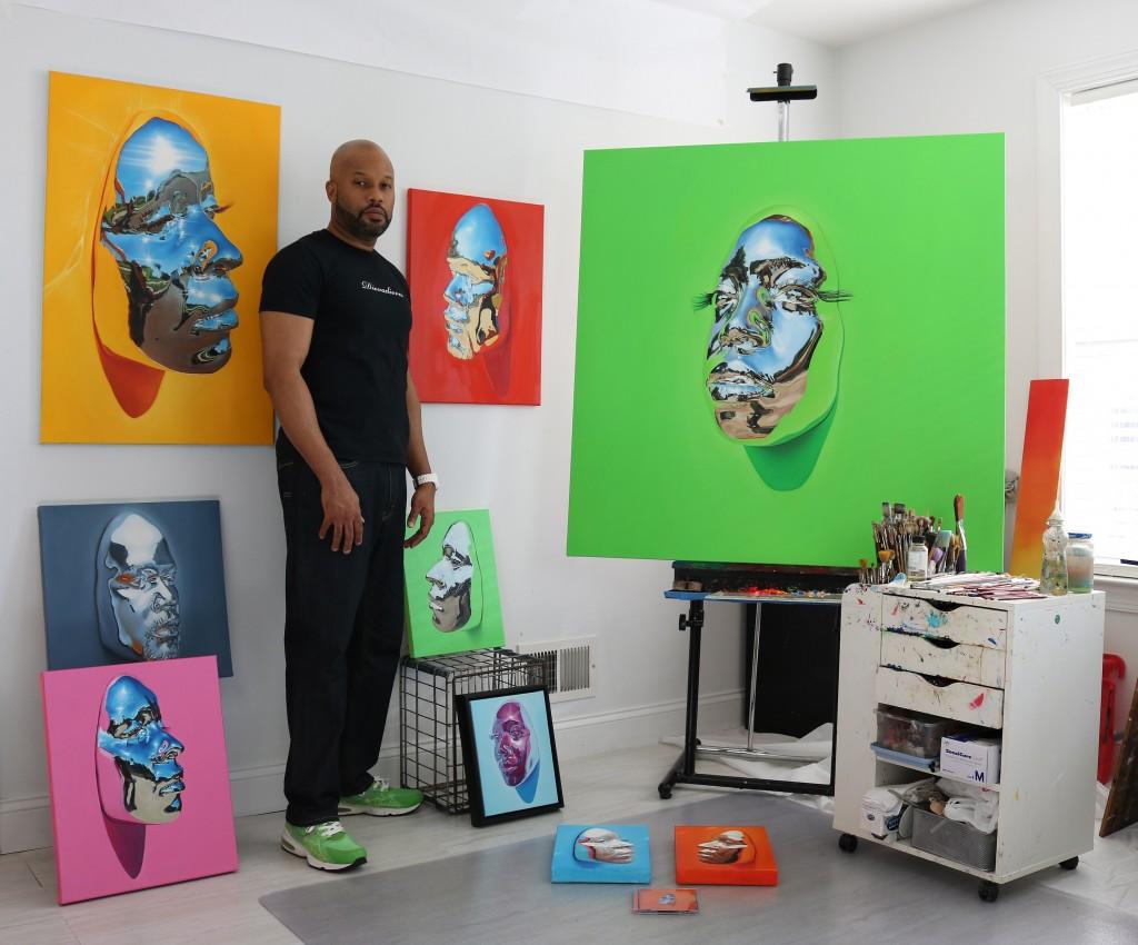 Kip Omolade -  <strong>Studio</strong> (2017<strong style = 'color:#635a27'></strong>)<bR />